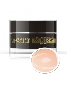 Gel cover camouflage light 50g