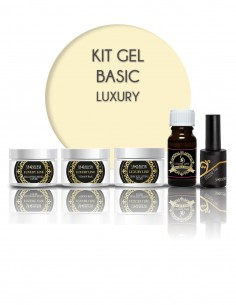 Kit base Gel Luxury