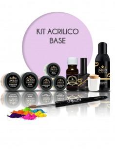 Kit base Acrilico