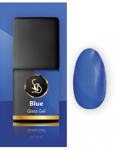 Glass Gel Blue