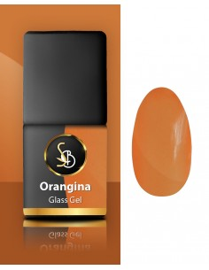 Glass Gel Orangina, Arancione