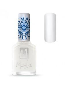 Moyra Smalto White
