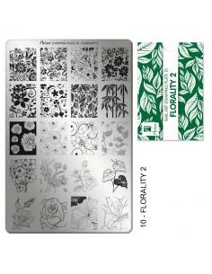 Moyra Stamping Plate 10-...