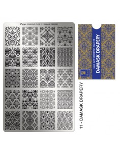 Moyra Stamping Plate 11-...