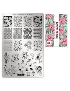Moyra Stamping Plate 95 -...