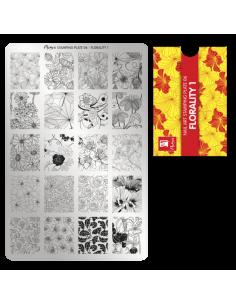Moyra Stamping Plate 06 -...