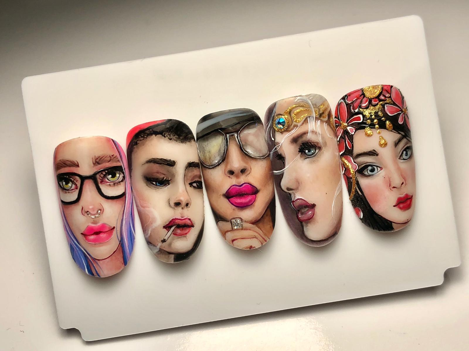 Nail Art con Semipermanente StyleLac