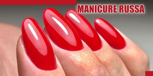 Manicure Russa - Dry Manicure